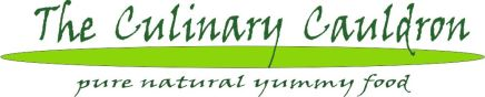 The Culinary Cauldron Logo web